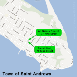 map-location-Anglican Church & Great Hall